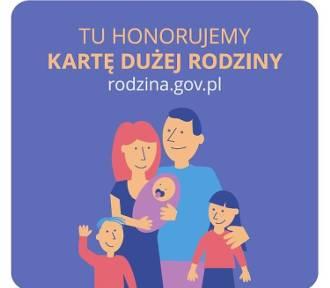 Partnerzy Karty Dużej Rodziny