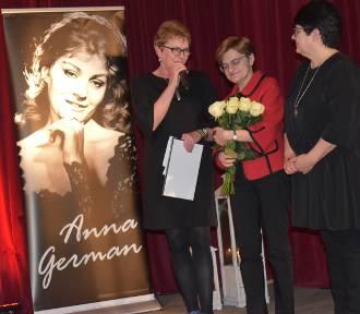 Wspomnienie o Annie German. Spotkanie autorskie z Mariolą Pryzwan