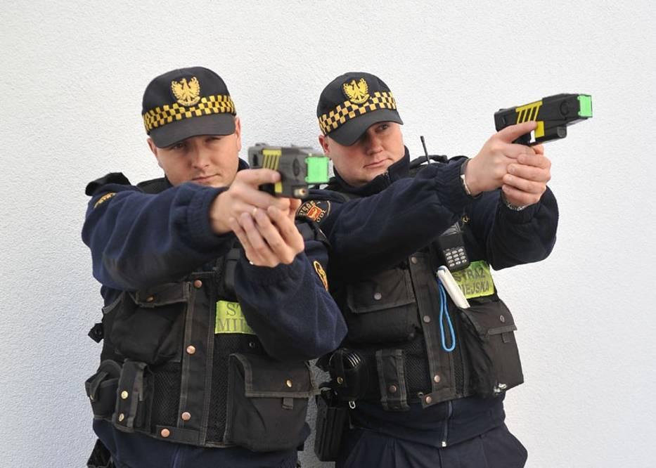 Znalezione obrazy dla zapytania straż miejska