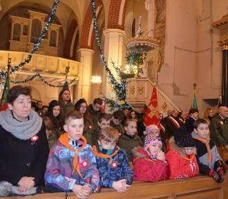 Msza święta w rocznicę wymarszu kompanii śmigielskiej FOTO