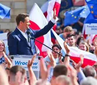 W Świdnicy zdecydowanie wygrał Rafał Trzaskowski. W Świebodzicach i Strzegomiu Andrzej Duda.