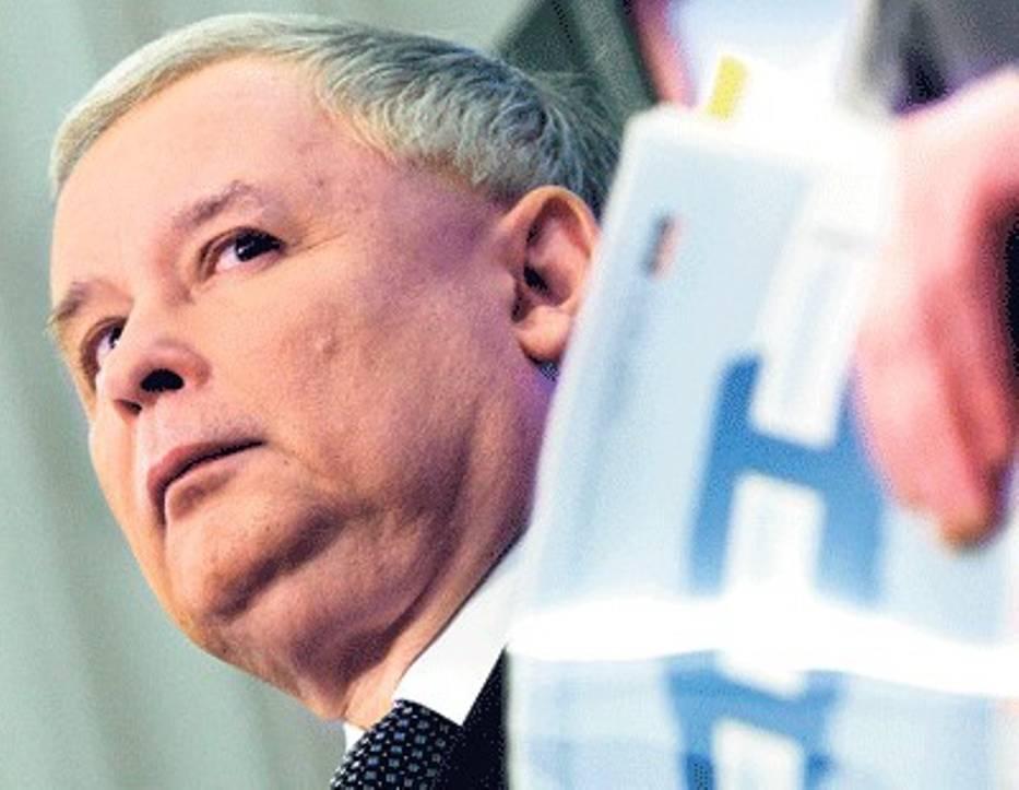 Ostatnie wybory były walką na osobowości, więc prezes PiS musiał pokazać łagodną twarz
