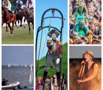 Imprezy na Pomorzu. Sprawdź listę imprez w weekend 14-16 lipca