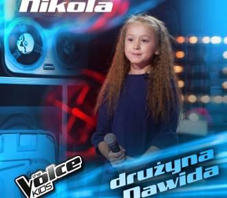 The Voice Kids. Nikola ze Słupska w drużynie Dawida Kwiatkowskiego