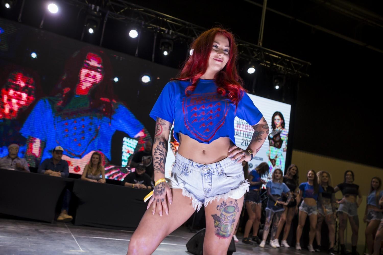Miss Tattoo 2020. 28 kandydatek walczyło o tutuł podczas Warsaw Tattoo Days