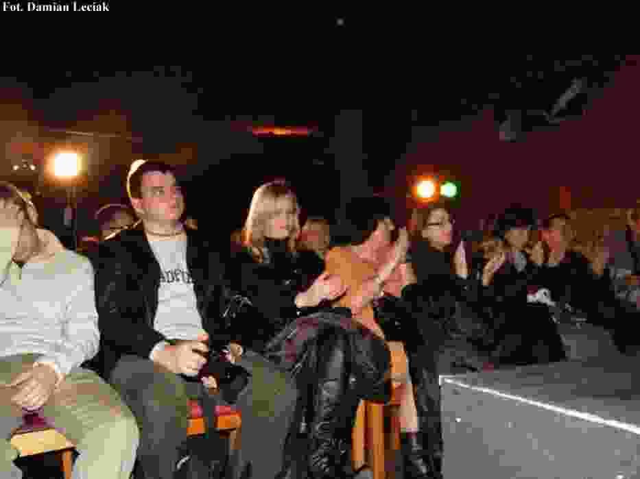 Publiczność w Teatrze From Poland