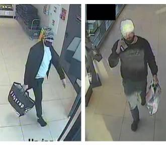 Kradzież w sklepie w Rotmance. Policjanci szukają tego mężczyzny. Rozpoznajesz go?