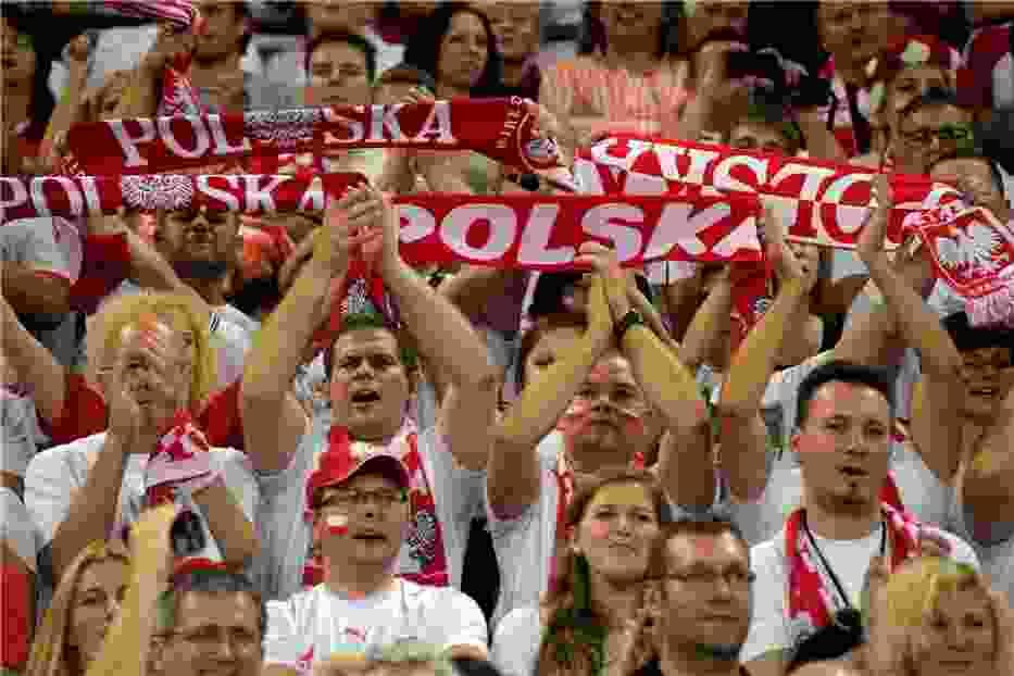 Polska - Australia 3:0