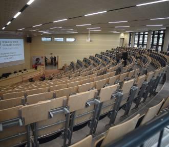 Nowa aula na Wydziale Geografii UŁ [ZDJĘCIA]