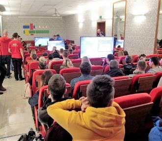 W CKZiU  w Złotowie odbył się szkolny turniej w grę Fifa