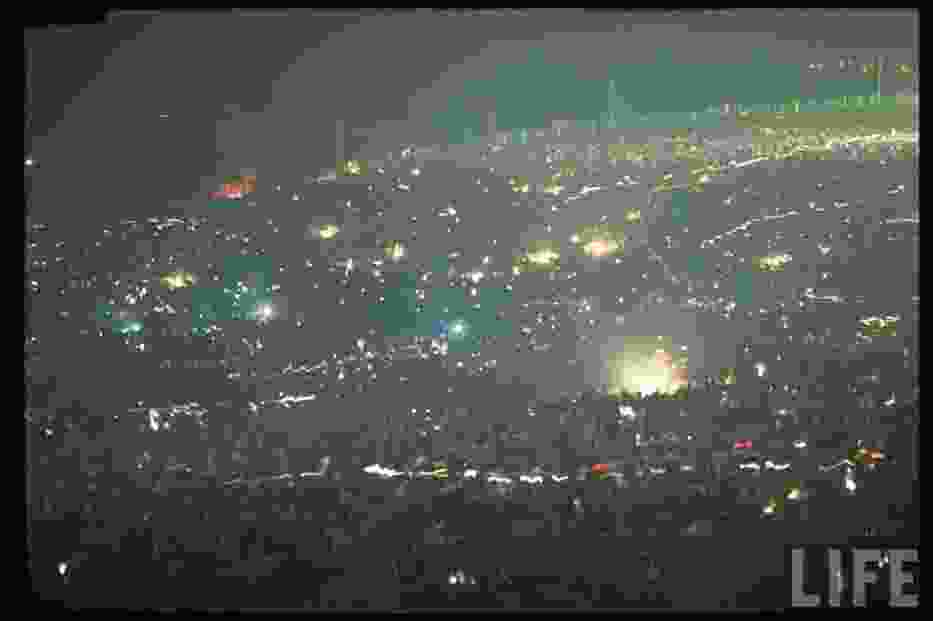 Woodstock 69. Największe święto hipisów uwiecznione przez fotografów [ZDJĘCIA]
