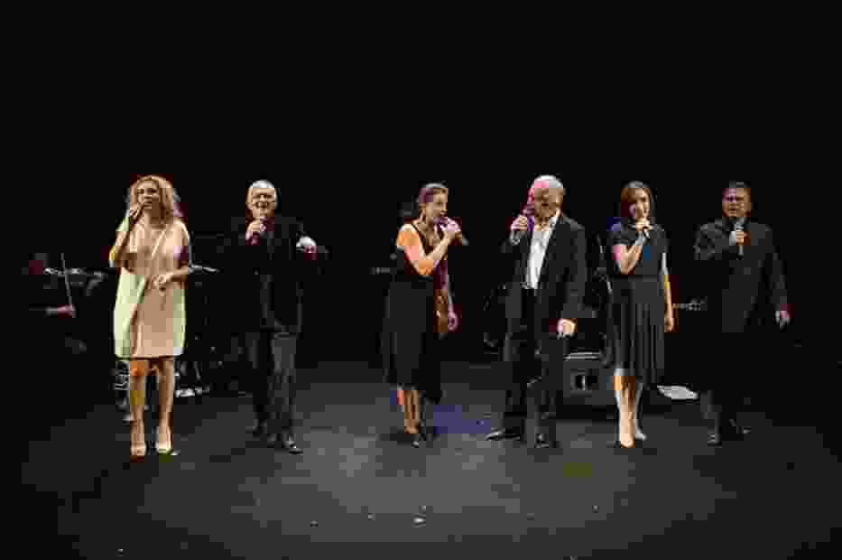Joanna Trzepiecińska, Jacek Cygan, Natalia Sikora, Andrzej Seweryn, Lidia Sadowa, Szymon Kuśmider