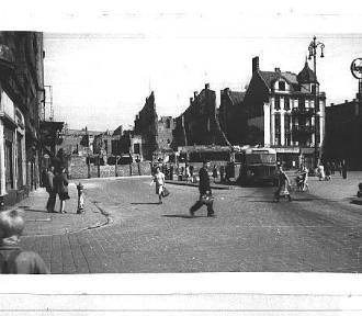 Smutny widok! Zobacz jak wyglądał Bytom w 1945 roku. Unikatowe zdjęcia miasta tuż po wojnie!