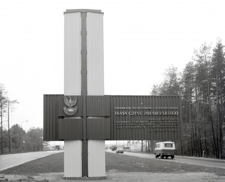 Gierkówka, okolice Piotrkowa Trybunalskiego