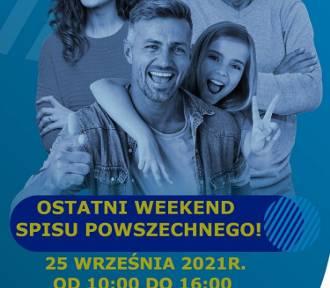 Ostatni weekend spisowy w Kołobrzegu - nie spiszesz się, grozi ci kara