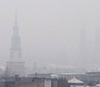 IMGW w Poznaniu ostrzega przed mgłą