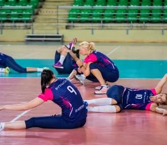 Siatkarki Pałacu Bydgoszcz trenują do nowego sezonu [zdjęcia, wideo]