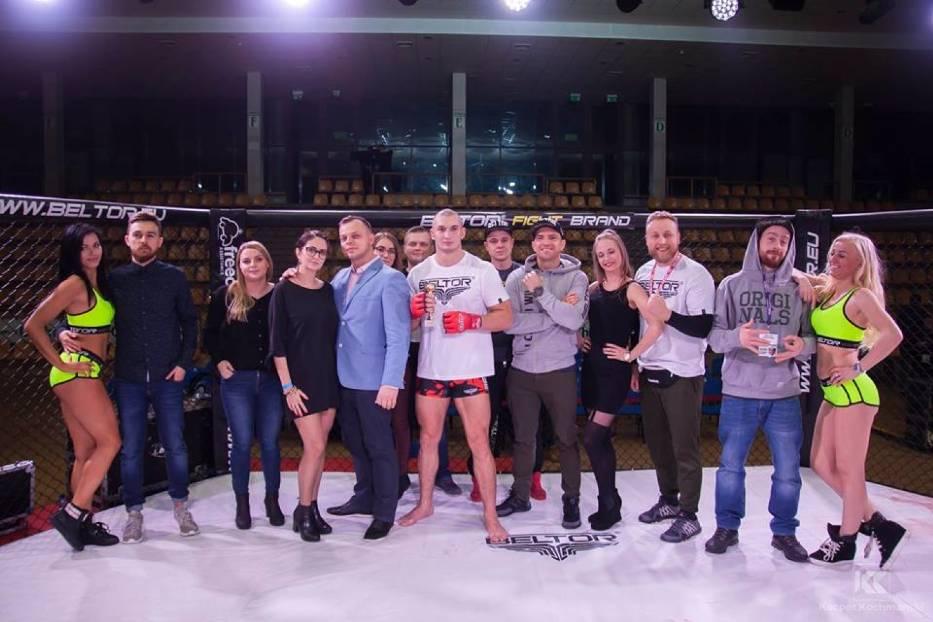 Chełm. Gala DKW Fight Night Dziki Wschód