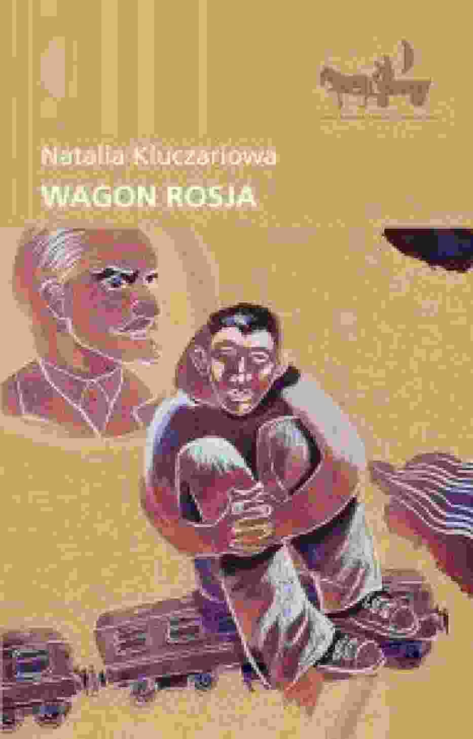 Okładkę książki zaprojektował Kamil Targosz