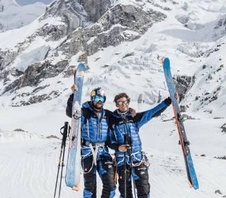 Polacy zdobyli najpiękniejszą górę świata i zjechali z niej na nartach