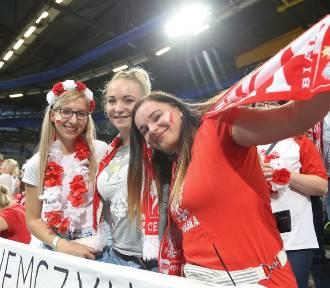 Polska - Niemcy 3:0. Koncert polskich kibiców (ZDJĘCIA)
