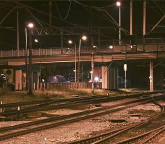 Młody mężczyzna zabity przez pociąg w Zielonej Górze