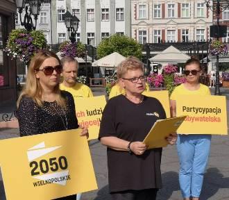 Polska 2050 chce zmian ws. Budżetu Obywatelskiego w Krotoszynie. Dlaczego? [ZDJĘCIA]