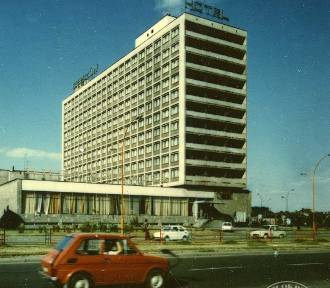 """Zanim wyburzono Hotel """"Rzeszów"""". Powspominajmy! [ZDJĘCIA]"""