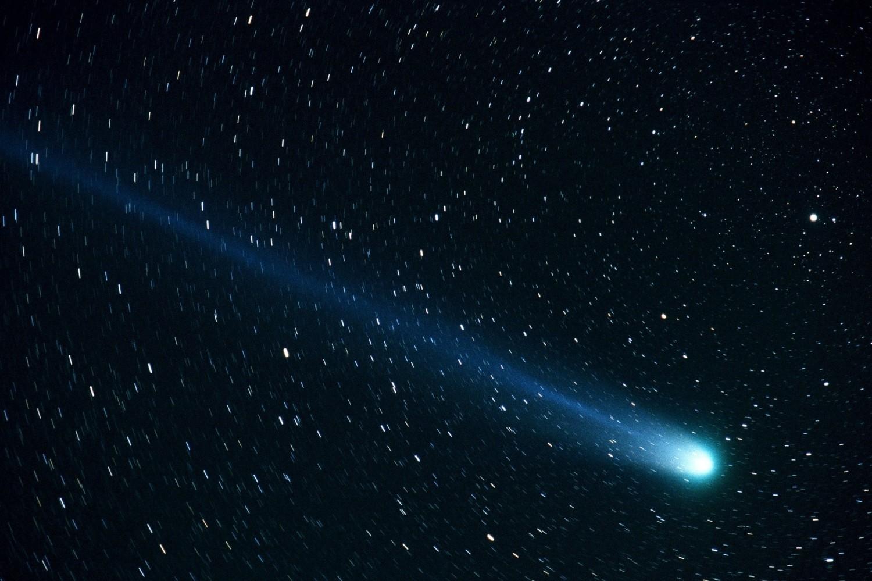 Meteoryt lub kometaW pobliżu Ziemi przelecieć ma meteoryt lub kometa