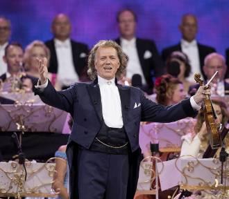 Koncert Andre Rieu w Gdańsku przełożony na przyszły rok
