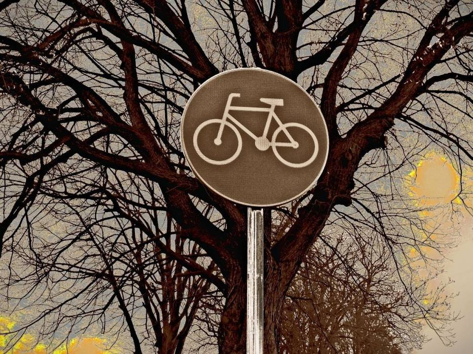 Budowa ścieżki rowerowej współfinansowana przez Unię Europejską z Europejskiego Funduszu Rozwoju Regionalnego