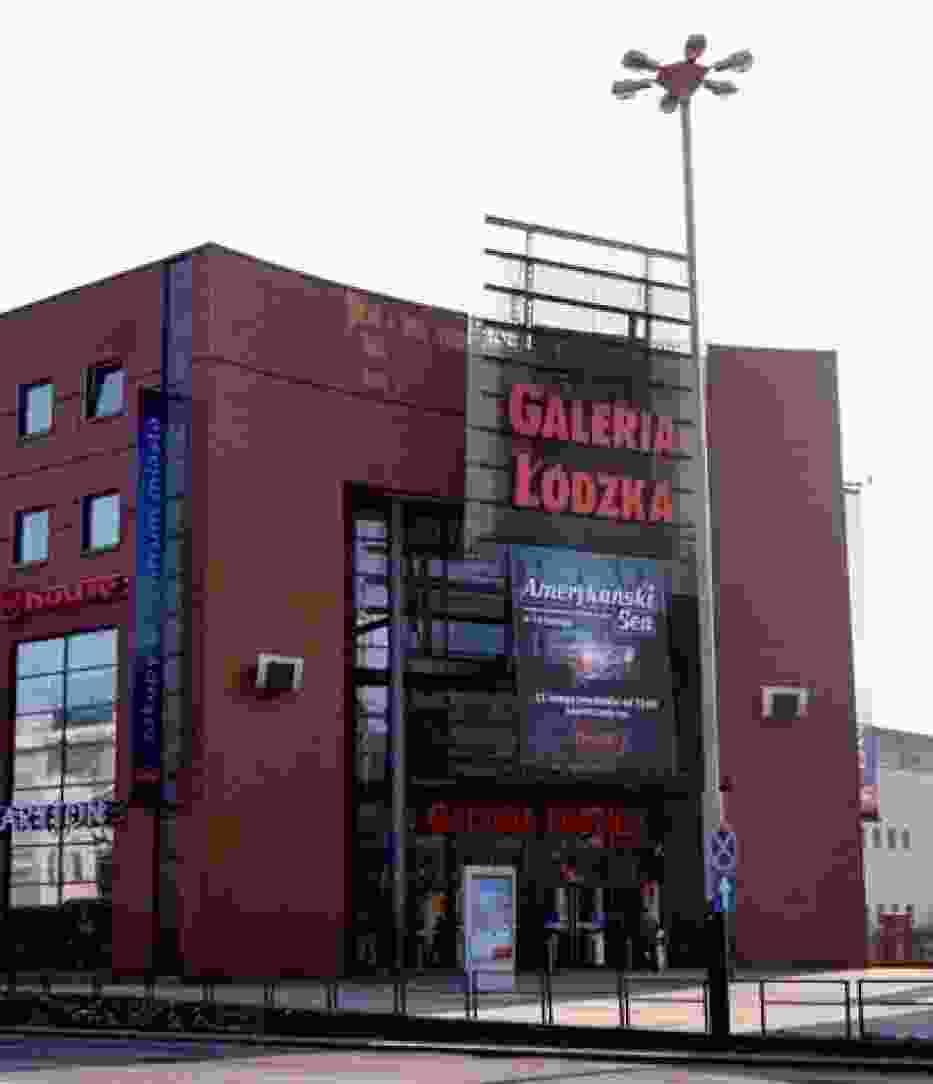 Galeria Łódzka przy al