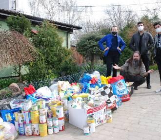 Finał akcji studentów na rzecz schroniska dla zwierząt w Orzechowcach [ZDJĘCIA]