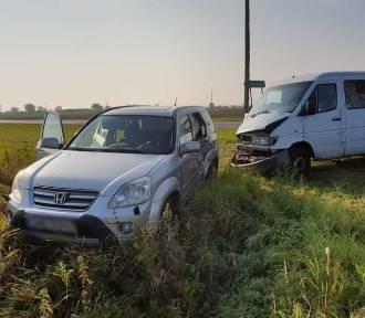 W Malborku uciekli z miejsca wypadku. W Kończewicach też zderzyły się dwa samochody