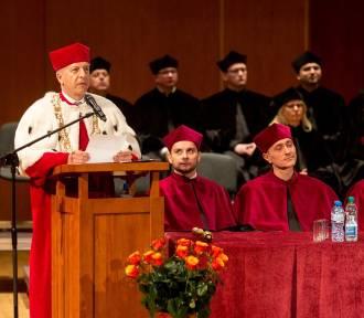 Inauguracja roku w Akademii Muzycznej [zdjęcia]