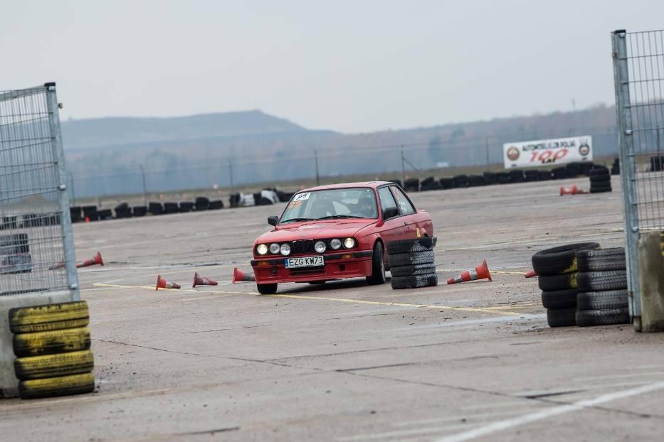 3 Rally Sprint. Autodrom Bemowo zamienił się w arenę rywalizacji kierowców [ZDJĘCIA]