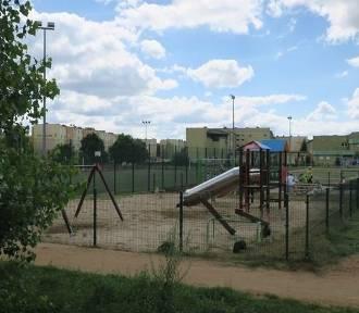 Plac zabaw przy SP na Tatrzańskim zostanie przebudowany!