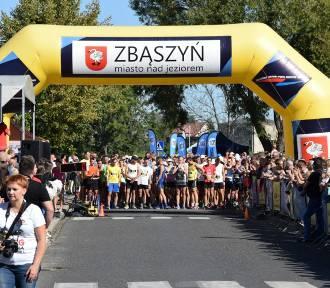 START - 32. Bieg Zbąskich 13. Półmaraton. Zbąszyń - 22 września 2019