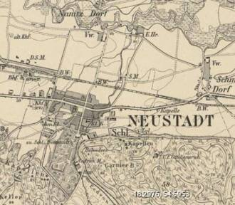 Jak wyglądało Wejherowo w XIX wieku? Zobacz historyczną mapę miasta