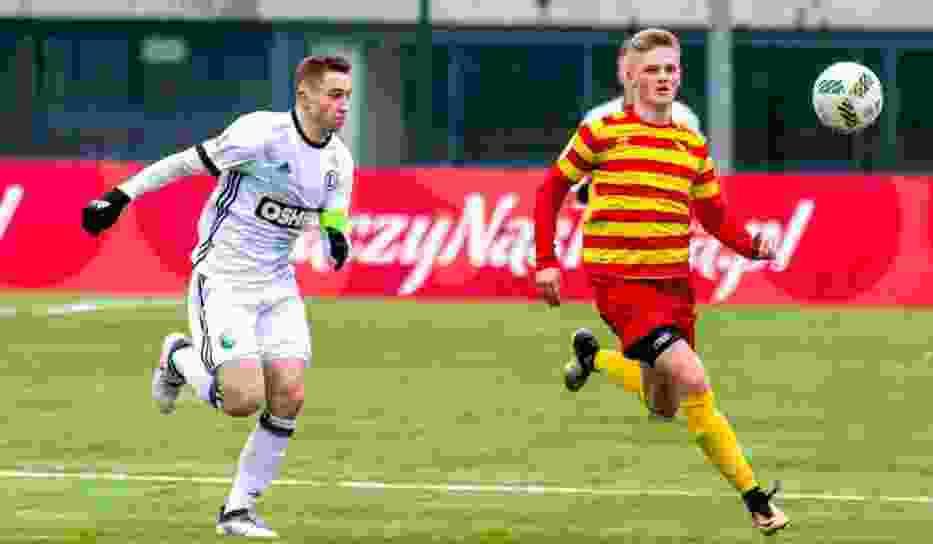 Legia prowadzi w CLJ U19, goni ją Jagiellonia
