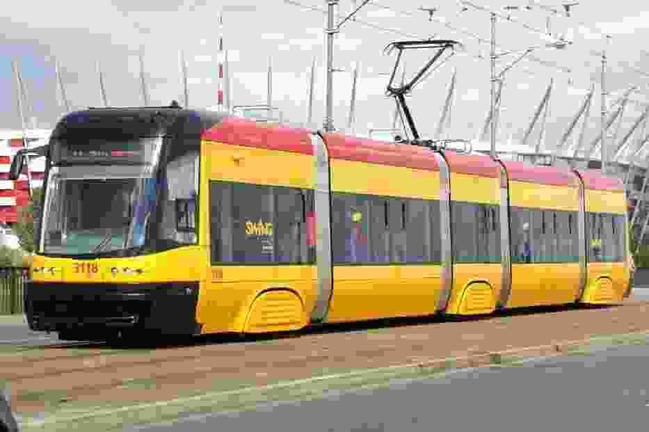 Tramwaj PESA 120Na SWING