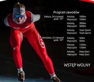 Na Puchar Świata Juniorów w łyżwiarstwie szybkim za darmo (foto)