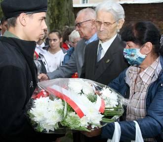 82 lata temu sowieci napadli na Polskę - uroczystości w Międzychodzie