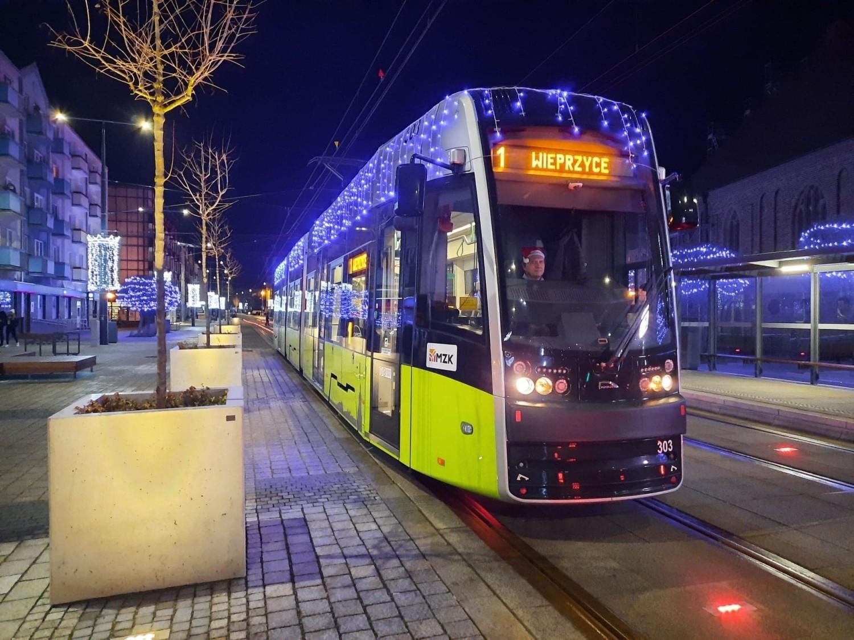 Gorzów jest jednym z kilkunastu miast w Polsce z tramwajami