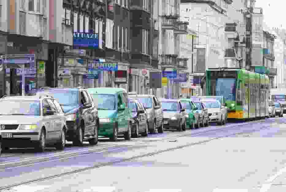 Korki w Poznaniu - Zobacz mapę utrudnień drogowych