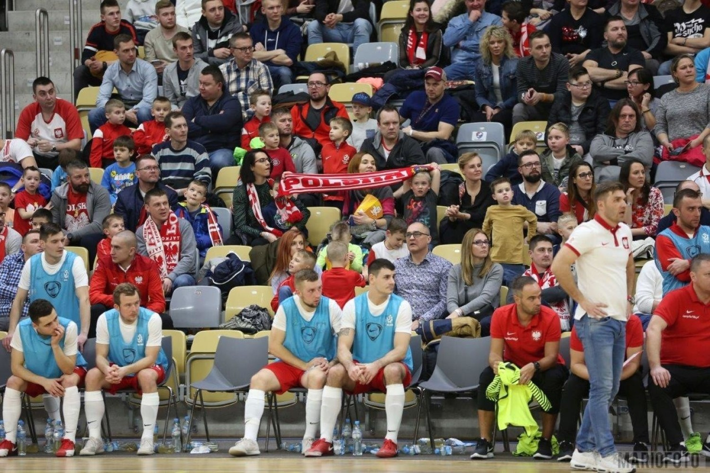 Polska - Rosja 1-2 w Opolu
