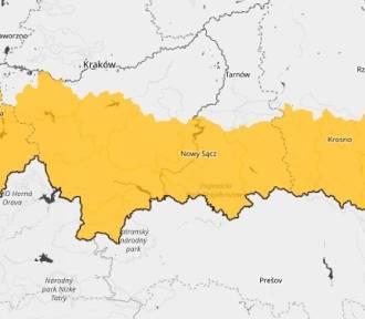 Uwaga na silny wiatr! Ostrzeżenie IMGW dla Małopolski