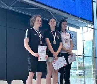 Julia Maik zdobyła cztery złote medale Mistrzostw Polski w pływaniu juniorów! ZDJĘCIA