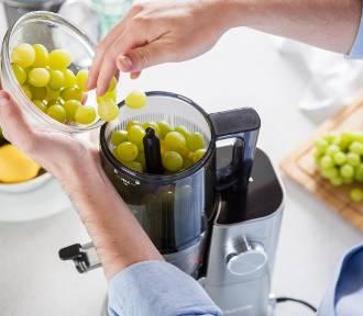 Zdrowie w szklance czyli pięć niezawodnych przepisów na soki