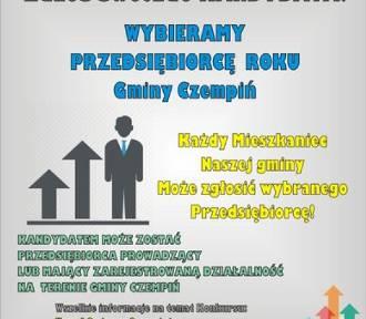 Konkurs dla przedsiębiorców w Czempiniu